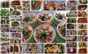 5-day detox meals from February 2012