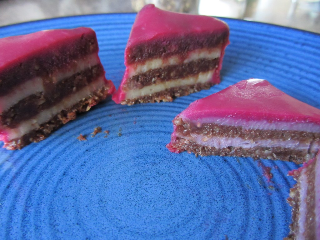 raw vegan petit fours