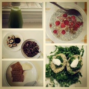 a day on the detox
