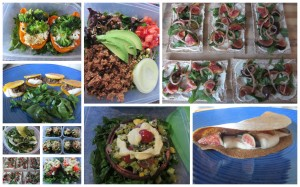 5-day raw vegan detox meals
